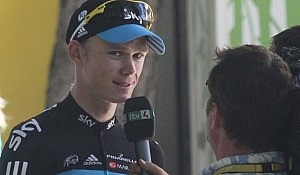 Froome-interviewed