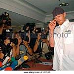 Landis press conference
