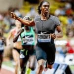 Semenya wins Monaco